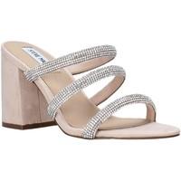 Cipők Női Papucsok Steve Madden SMSREMIND-RHI Bézs