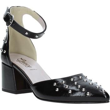 Cipők Női Szandálok / Saruk Grace Shoes 774007 Fekete