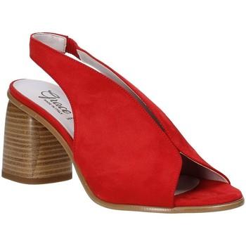 Cipők Női Szandálok / Saruk Grace Shoes 492S001 Piros