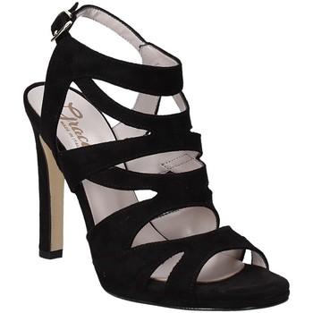 Cipők Női Szandálok / Saruk Grace Shoes 2383003 Fekete