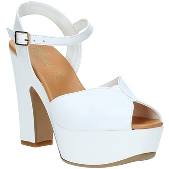 Cipők Női Szandálok / Saruk Grace Shoes FLY Fehér