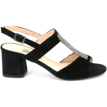 Cipők Női Szandálok / Saruk Grunland SA2516 Fekete