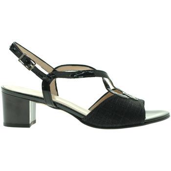 Cipők Női Szandálok / Saruk Grace Shoes E8127 Fekete