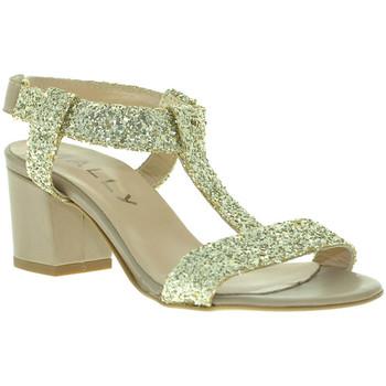 Cipők Női Szandálok / Saruk Mally 3895 Bézs