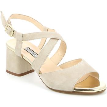 Cipők Női Szandálok / Saruk Grunland SA1426 Bézs