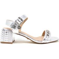 Cipők Női Szandálok / Saruk Gold&gold A19 GJ143 Ezüst
