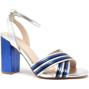 Cipők Női Szandálok / Saruk Gold&gold A19 GM166 Ezüst