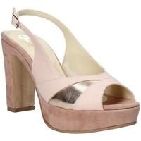 Cipők Női Szandálok / Saruk Grace Shoes JN 093 Rózsaszín