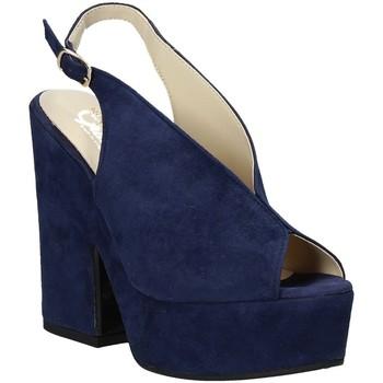 Cipők Női Szandálok / Saruk Grace Shoes ALBA 107 Kék