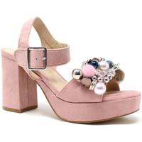 Cipők Női Szandálok / Saruk Onyx S19-SOX467 Rózsaszín