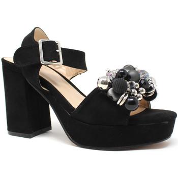 Cipők Női Szandálok / Saruk Onyx S19-SOX467 Fekete