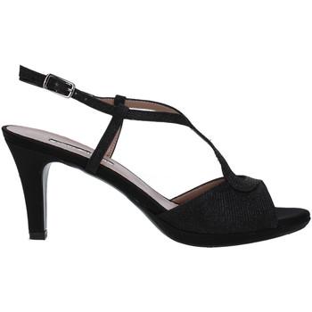 Cipők Női Szandálok / Saruk Louis Michel 5016 Fekete