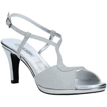 Cipők Női Szandálok / Saruk Louis Michel 5016 Ezüst
