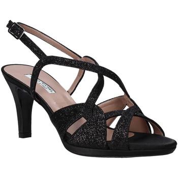 Cipők Női Szandálok / Saruk Louis Michel 3054 Fekete