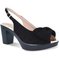 Cipők Női Szandálok / Saruk Pitillos 2901 Fekete