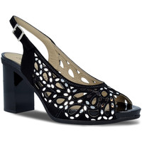 Cipők Női Szandálok / Saruk Pitillos 5581 Fekete