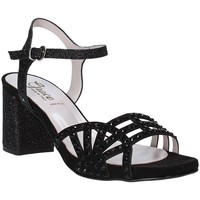 Cipők Női Szandálok / Saruk Grace Shoes 116V004 Fekete