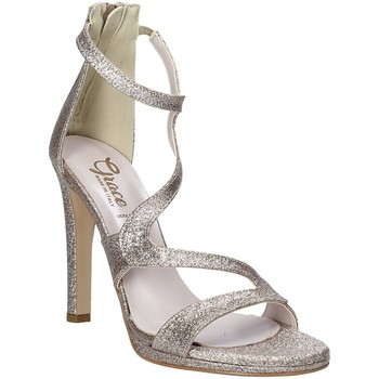 Cipők Női Szandálok / Saruk Grace Shoes 2383003 Bézs