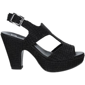 Cipők Női Szandálok / Saruk Grace Shoes SOMI Fekete