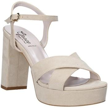 Cipők Női Szandálok / Saruk Grace Shoes 492PL003 Bézs