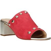 Cipők Női Papucsok IgI&CO 5190622 Piros