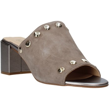 Cipők Női Papucsok IgI&CO 5190633 Bézs