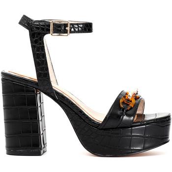 Cipők Női Szandálok / Saruk Café Noir MA924 Fekete