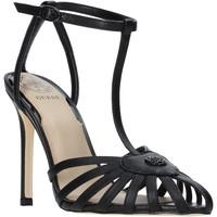 Cipők Női Szandálok / Saruk Guess FL6CIA LEA08 Fekete