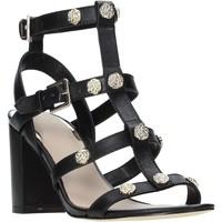 Cipők Női Szandálok / Saruk Guess FL6MGL LEA03 Fekete