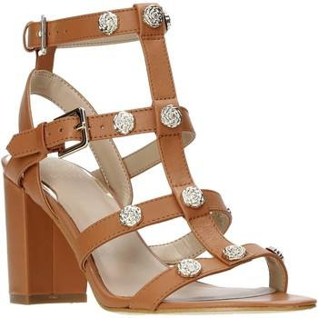 Cipők Női Szandálok / Saruk Guess FL6MGL LEA03 Barna