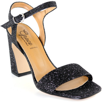 Cipők Női Szandálok / Saruk Grace Shoes 2384002 Fekete