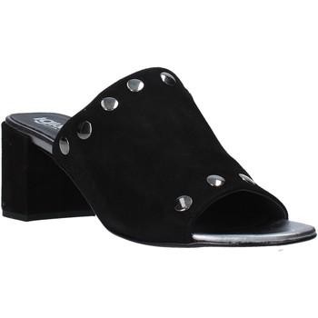 Cipők Női Papucsok IgI&CO 5190600 Fekete