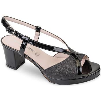 Cipők Női Szandálok / Saruk Valleverde 45373 Fekete