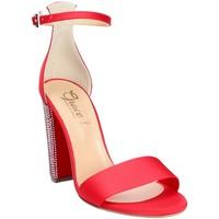 Cipők Női Szandálok / Saruk Grace Shoes 1569 Piros