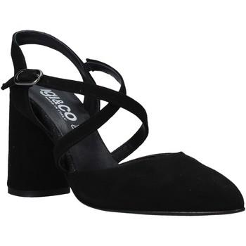 Cipők Női Szandálok / Saruk IgI&CO 5187600 Fekete