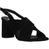 Cipők Női Szandálok / Saruk IgI&CO 5192222 Fekete