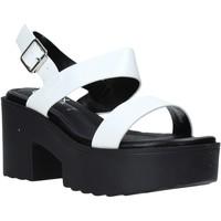 Cipők Női Szandálok / Saruk Onyx S20-SOX761 Fehér