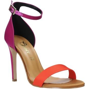 Cipők Női Szandálok / Saruk Grace Shoes 018Y037 Rózsaszín
