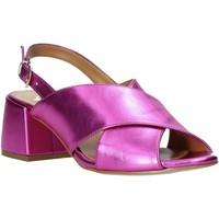 Cipők Női Szandálok / Saruk Grace Shoes 1576009 Rózsaszín