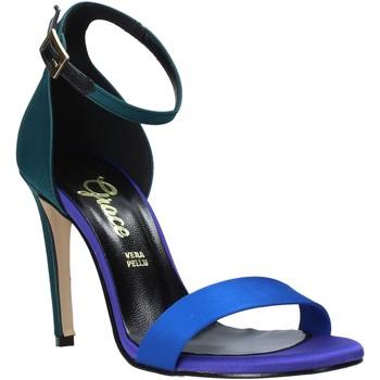 Cipők Női Szandálok / Saruk Grace Shoes 018Y037 Zöld