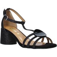 Cipők Női Szandálok / Saruk Grace Shoes 123011 Fekete