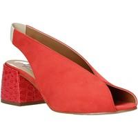 Cipők Női Szandálok / Saruk Grace Shoes 1576002 Narancssárga