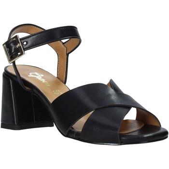 Cipők Női Szandálok / Saruk Grace Shoes 380045 Fekete