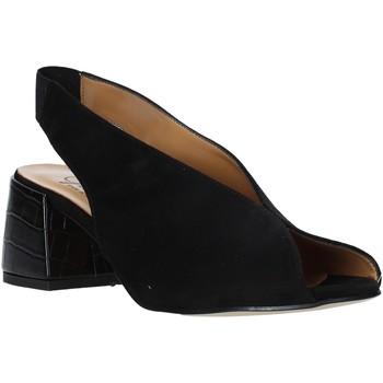 Cipők Női Szandálok / Saruk Grace Shoes 1576002 Fekete