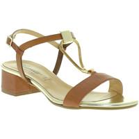 Cipők Női Szandálok / Saruk Susimoda 2793 Barna