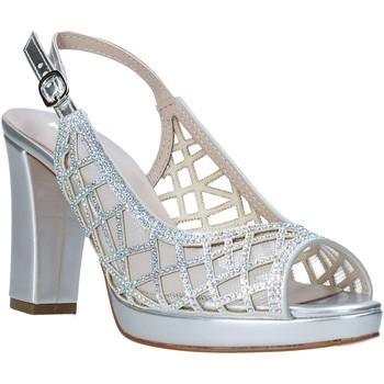 Cipők Női Szandálok / Saruk Comart 303331 Ezüst