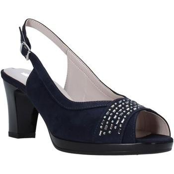 Cipők Női Szandálok / Saruk Comart 323320 Kék