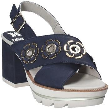 Cipők Női Szandálok / Saruk CallagHan 22600 Kék