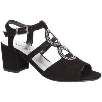 Cipők Női Szandálok / Saruk Keys 5713 Fekete