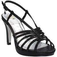 Cipők Női Szandálok / Saruk Osey SA0565 Fekete